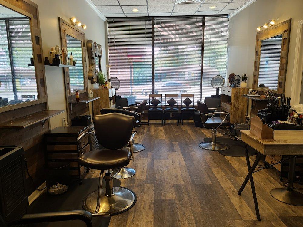 salon suited fulled furnished